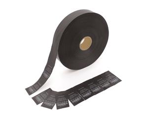 30mm x 200 Metre Siyah Saten